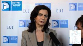 Laura boldrini - #sou2013 live interviews