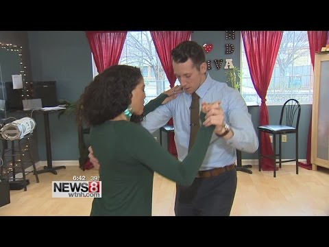 Cruisin' Connecticut – Dancing Your Way to Love - Salsa Lessons in West Haven