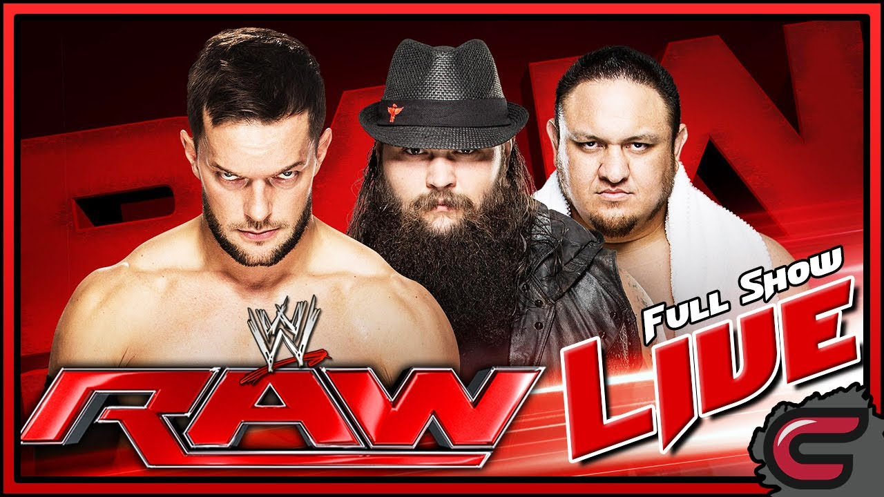 how to watch raw live