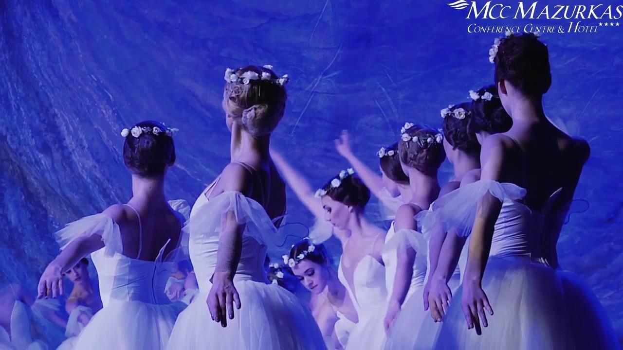 "XXIII Forum Humanum Mazurkas - ""Giselle ou Les Willis"" Balet romantyczny w 2 aktach -2 - 4"