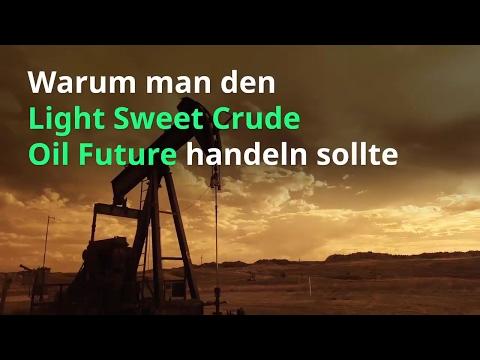 Der Light Sweed Crude Oil Future