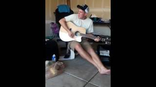 She got the best of me, Luke Combs. Cover by Christian Bryan
