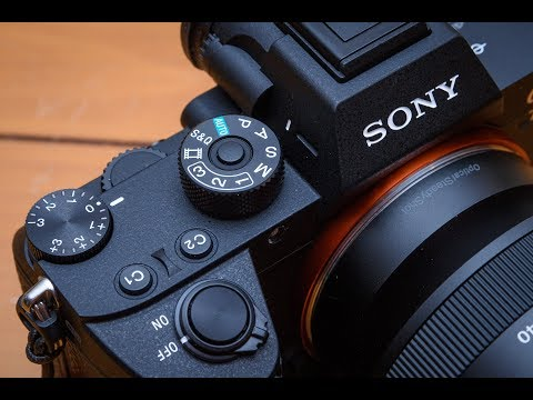 Sony a7R III - Memory Settings (1, 2 & 3 on Mode Dial)