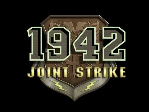 1942 Joint Strike On PS3 In HD 1080p