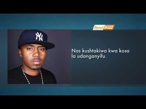 Mwanamuziki MI wa Nigeria kumshtaki rapa Nas
