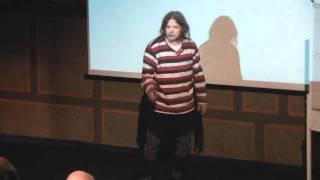 TEDxBrno - Vladimír Kokolia - O důležitosti hledění vedle, napříč a za roh