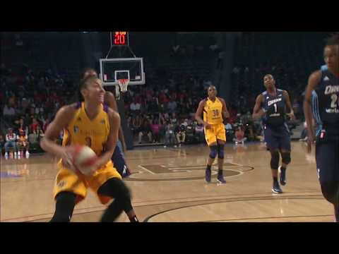 Candace Parker Top 5 Plays: 1st Half of 2017 Season