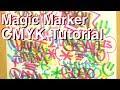 ArtPrimo.com Presents Magic Marker CYMK tutorial