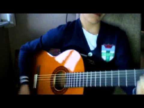 Jacob spiller ole sangen guitar