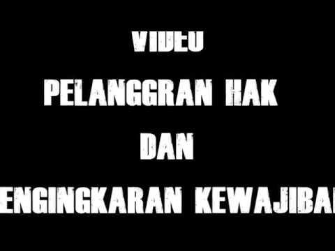 Video Pelanggaran Hak Dan Pengingkaran Kewajiban Youtube