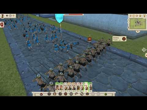My first time playing Total War: Rome Remastered! |