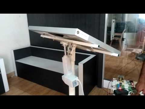 Dual Axis solar tracking system - GeekWaveSolution
