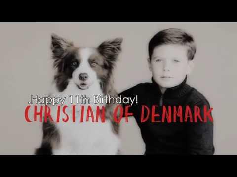 Prince Christian of Denmark 2016   HBDay.