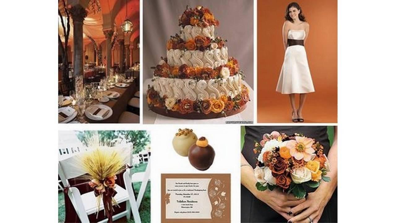 November Wedding Decoration Ideas   YouTube