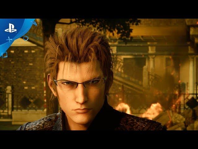 FINAL FANTASY XV: EPISODE IGNIS- Yasunori Mitsuda Guest Composer Trailer | PS4