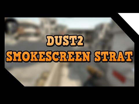 Quick Strats: A Site Smokescreen (Dust2)