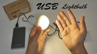 Onite: Portable USB LED Bulb