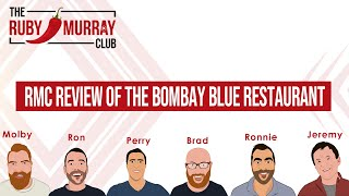 The Ruby Murray Boys Review Bombay Blues in Nantgarw