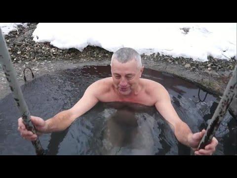Крещенcкие купания в Вольске - 2016