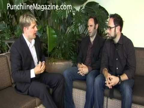 """Sklar Brothers - """"Back of the Room with Matthew Gill"""""""
