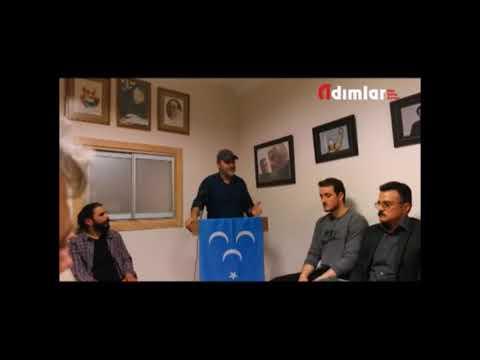 Ali Osman ZOR: İBDA'YA KATILMAK İSTEYENLER CESARETLENDİRİLMELİ...
