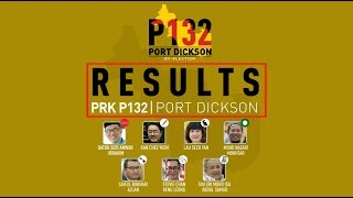 Port Dickson by-election result
