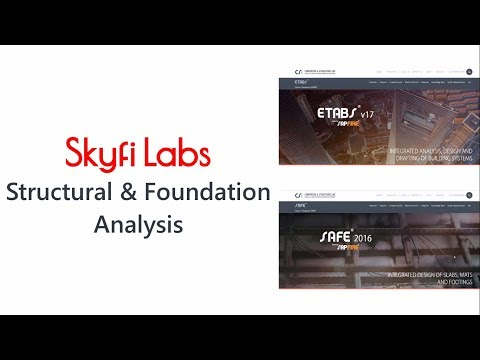 Structural and Foundation Analysis Online Project-based Course