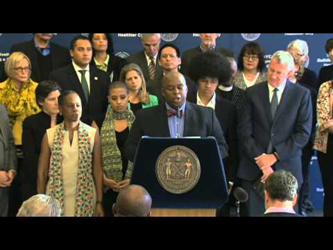 City Unveils ThriveNYC, Roadmap for Mental Health for All