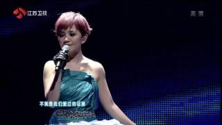 20110101 梁靜茹 江蘇跨年演唱會 01 可惜不是你(HD)