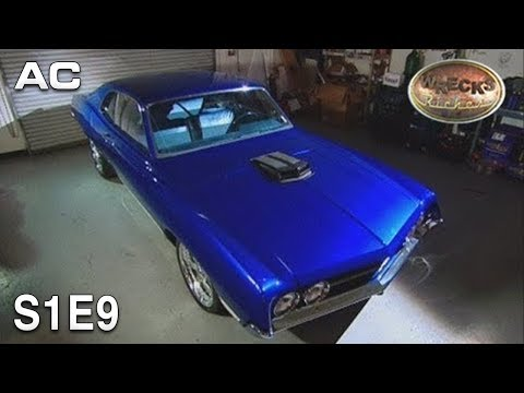 Wrecks to Riches | S01E09 | Plain Jane | '71 Ford Torino