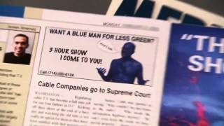 Arrested Development - Blue Man 8