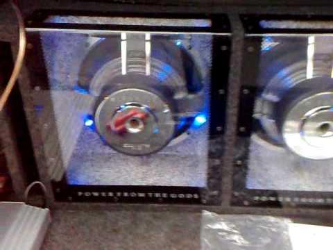 Hifonics ZX 12 DUAL i 1200 + Hifonic Titan TXI 1500 D