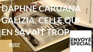 Envoyé spécial. Daphne Caruana Galizia, celle qui en savait trop -19 avril 2018 (France 2)