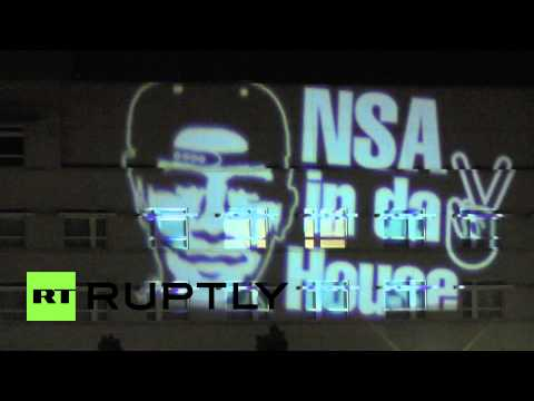 "Germany: ""NSA in da house"" illuminates U.S. embassy spying"