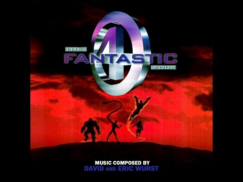 David & Eric Wurst: The Fantastic Four(Main Title)