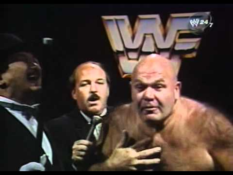 WWF Black Saturday July 14th, 1984 WTBS (COMPLETE)