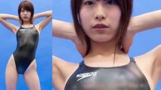 相原みぃ / 競泳水着01(ウォーターポロ)【CGS2】 Mii Aihara / Swimwear...