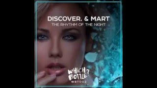 DiscoVer , Mart-The - Rhythm Of The Night (Club Mix)