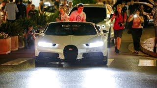 The EPIC Monaco Supercar Nightlife #10 (Chiron, Liberty Walk Aventador, Agera R, 2x Veyron)
