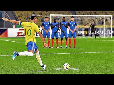 free kick world cup