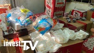 Thu giữ số lượng lớn bánh trung thu siêu rẻ nhập lậu ở Hà Nội
