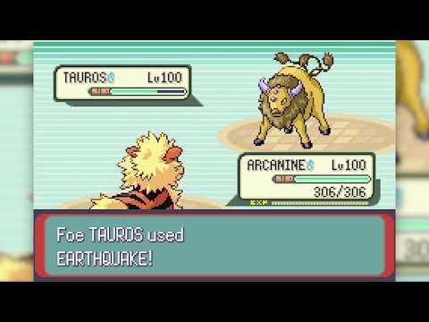 Pokemon Kaizo Emerald - VS Elite Four Sidney