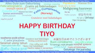Tiyo   Languages Idiomas - Happy Birthday
