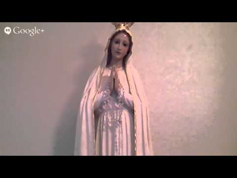 LIVE HOLY ROSARY - March 18th 7:30 Pacific time