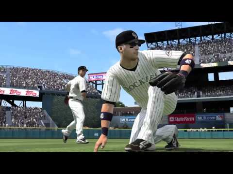 MLB 12 The Show Video Game, Opening Day Trailer HD - Video Clip - Game Trailer - Game Video - Gamepl
