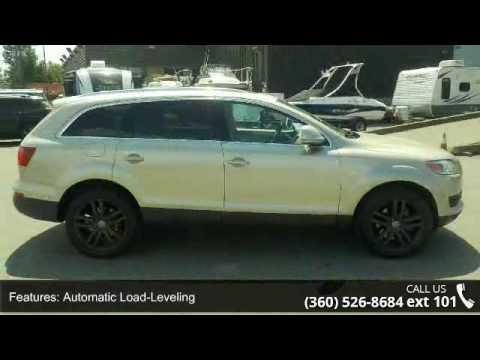 Audi Q Quattro Premium Rd Row Seating Repo D YouTube - Audi 3rd row