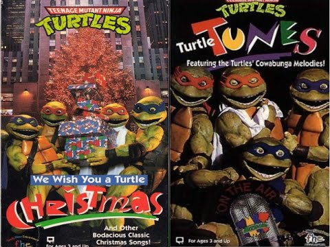 Turtles Tunes review - YouTube