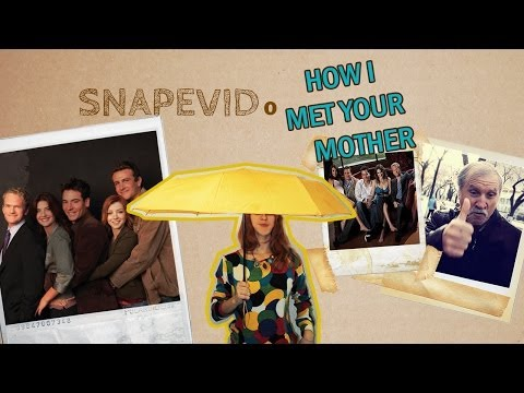 Обзор сериала HOW I MET YOUR MOTHER