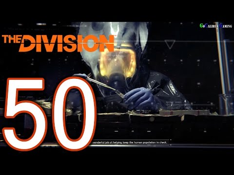 Tom Clancy's The Division Walkthrough - Part 50 - Chelsea: Unknown Signal, Midtown East
