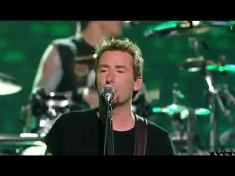 "Nickelback ""This Means War"" Juno Awards 2012"